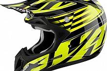 Kask Airoh Jumper Assault Yellow Gloss XL