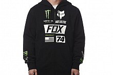 Bluza FOX z kapturem Monster XL