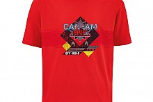 T-shirt Can-am Track XL