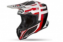 Kask Airoh Twist Shading Red L