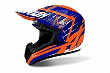 Kask Airoh Switch Startruck Blue Gloss M