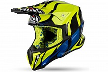 Kask Airoh Twist Great Yellow Gloss XL