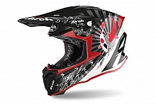 Kask Airoh Twist 2.0 Katana Red Gloss L