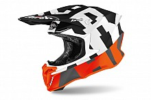 Kask Airoh Twist 2.0 Frame Orange Matt XL