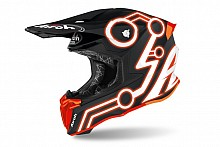 Kask Airoh Twist 2.0 Neon Orange Matt L