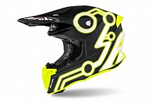 Kask Airoh Twist 2.0 Neon Yellow Matt XL