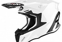 KASK AIROH TWIST 2.0 COLOR WHITE GLOSS L