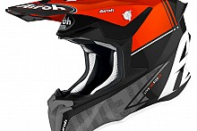 Kask Airoh Twist 2.0 Tech Red Gloss L